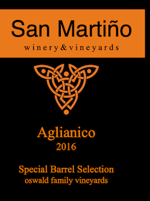 Product Image for Aglianico 2016 Special Barrel Selection