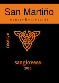 Product Image for Sangiovese Reserve 2016