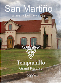 Tempranillo 2009 Grand Reserve Product Image